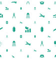 drop icons pattern seamless white background vector image vector image