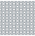 geometric abstract seamless pattern linear simple vector image vector image