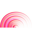 rose rounded backgroun on the white vector image vector image