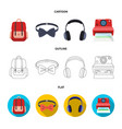 hipster fashion style subculture hipster style vector image vector image