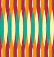 curves pattern vintage tone vector image vector image
