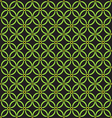 greenpattern vector image vector image