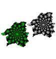 west lothian united kingdom scotland local vector image vector image