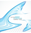 Abstract background blue vector image