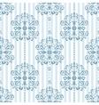 Royal Blue Background Pattern vector image