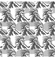 Native american indian seamless pattern vector image