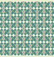 abstract pattern with squares vector image vector image