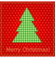 christmas sewing 1 vector image vector image