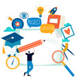education online training courses image vector image vector image