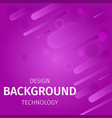 abstract backgrounds matrix like background vector image