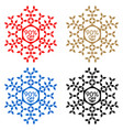 90 off discount sticker snowflake 90 off sale vector image vector image