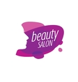 logo Beauty vector image