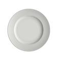 image porcelain plates vector image