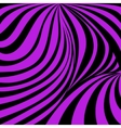 Purple-white Pattern Striped background vector image vector image