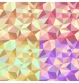 set four abstract seamless pattern vector image vector image