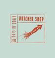 Stock squid cuts diagram