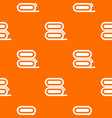 fabric pattern seamless vector image vector image