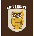 university design vector image