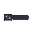 joystick video game console banner template vector image
