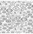 eye background vector image vector image