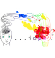 New ideas concept vector image