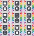 Shopping bag Copy Wallet Chat bubble Flash vector image vector image