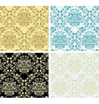 wallpaper set vector image vector image