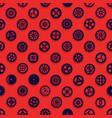 creative modern steampunk digital paper design vector image vector image