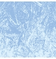 Abstract blue textured background vector image vector image