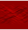 Dark red wavy blurred background vector image vector image