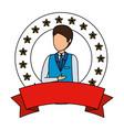 flight attendant avatar character
