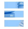 abstract background Blue space for vector image