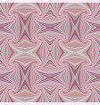 pink hypnotic abstract seamless striped swirl vector image vector image
