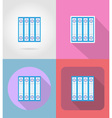 sport flat icons 53 vector image vector image