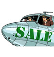 women pilots flying on sale bomber vector image vector image
