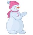Female snowman