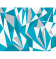 Triangle geometrical abstract background vector image vector image