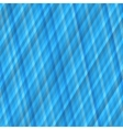 Abstract crumpled blue background vector image vector image