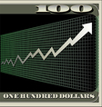 100 Chart Graph vector image vector image