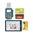 Payments symbols vector image