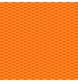 Orange square abstract background vector image