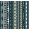 Abstract strip pattern vector image