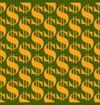 cartoon of dollar currency symbol vector image vector image
