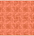 red square seamless pattern geometric texture vector image