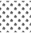wave splash pattern seamless vector image vector image