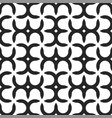 seamless creative pattern - grid endless vector image vector image