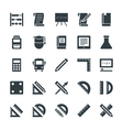 Education Cool Icons 1 vector image