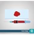 Medical and hospital icon vector image vector image