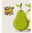 Heathy Lifestyle designl vector image vector image