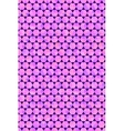 Polygon style seamless pattern vector image vector image